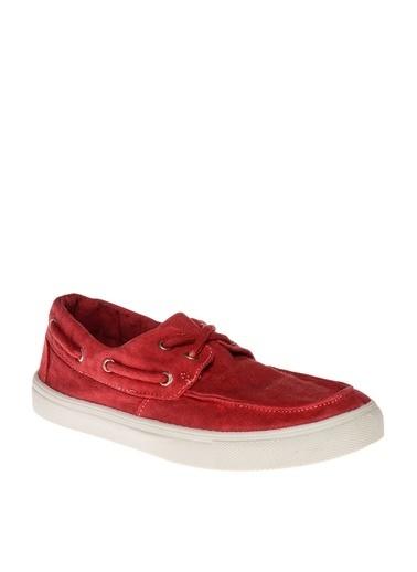 Limon Company Bağcıklı Yazlık Ayakkabı Kırmızı